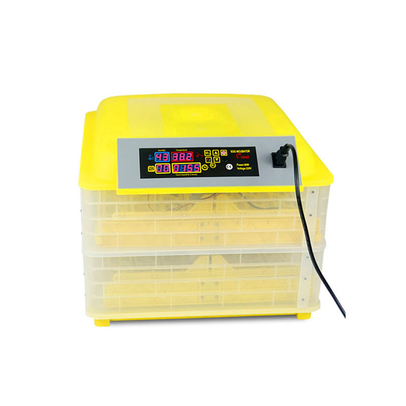 HHD High hatching rate double power chicken egg incubator/hatcher/poultry farming equipment egg incubator in kerala