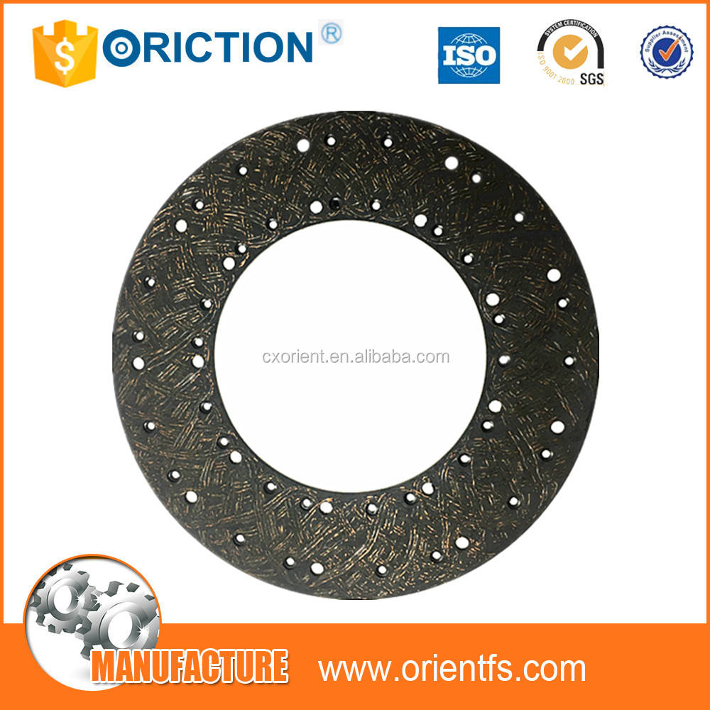 High Performance Non-asbestos Friction Clutch Material