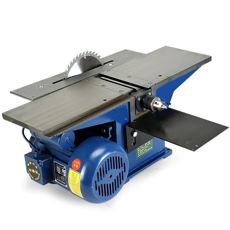 portable table multi functional combined jointer planer thicknesser woodworking tenon machine