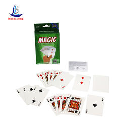 dollar item for dollar store stage magic tricks for sale  poker set magic card tricks magic tricks card
