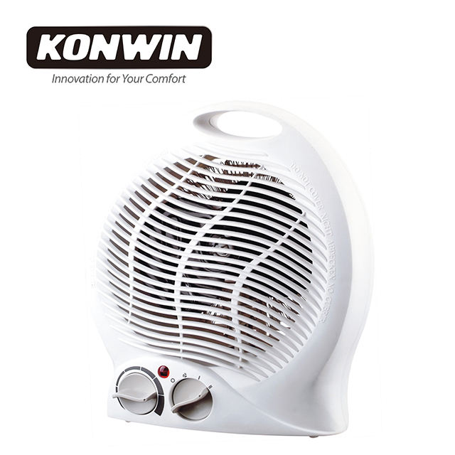 KONWIN FH-04 1000/2000W fan heater for home space with safety protection