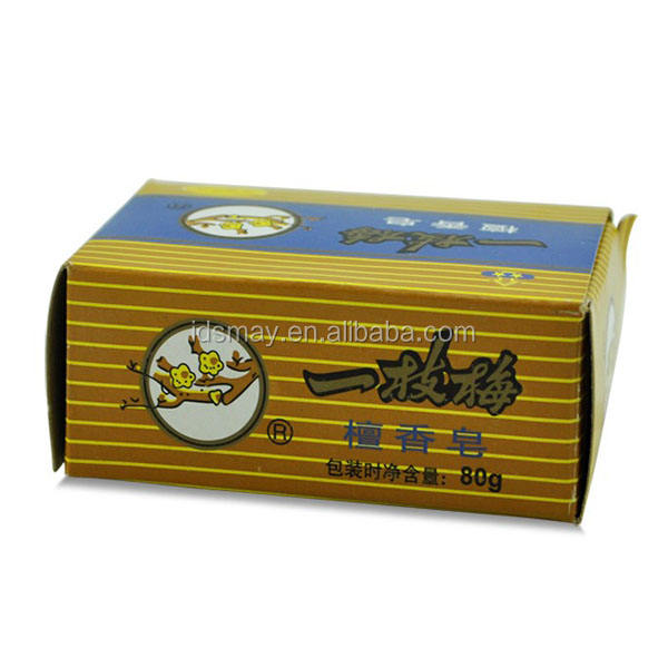 Natural sandalwood king soap factory