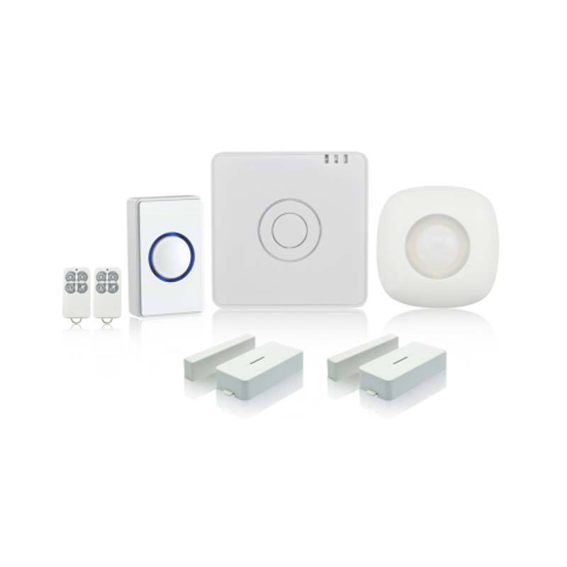 Intelligente draadloze GSM smart home automation/smart home security thuis alarmsysteem