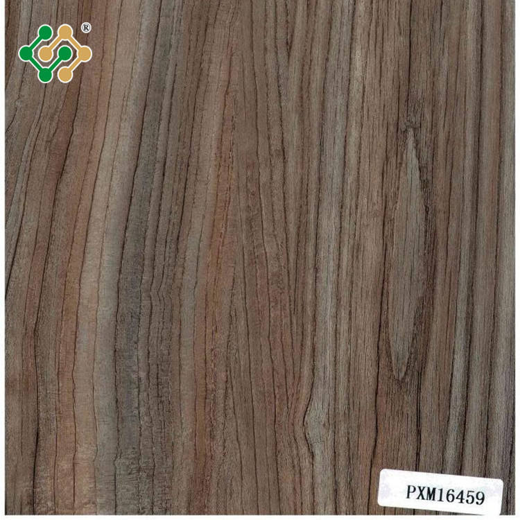 flooring commercial laminated wood grain PVC vinyl flooring