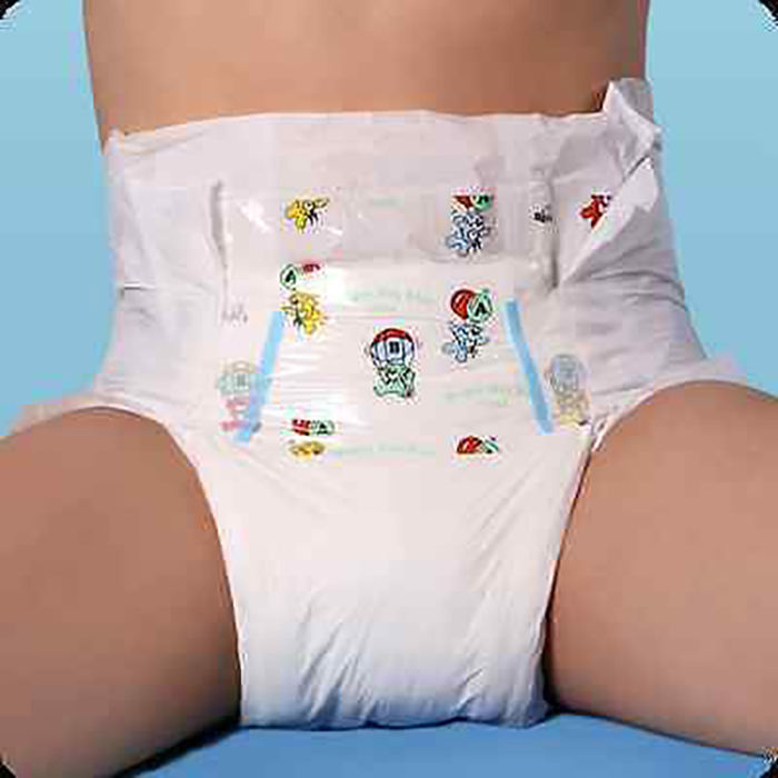 Premium quality super high absorbent ultra thick cute cartoon printed sexy disposable ABDL adult baby diapers