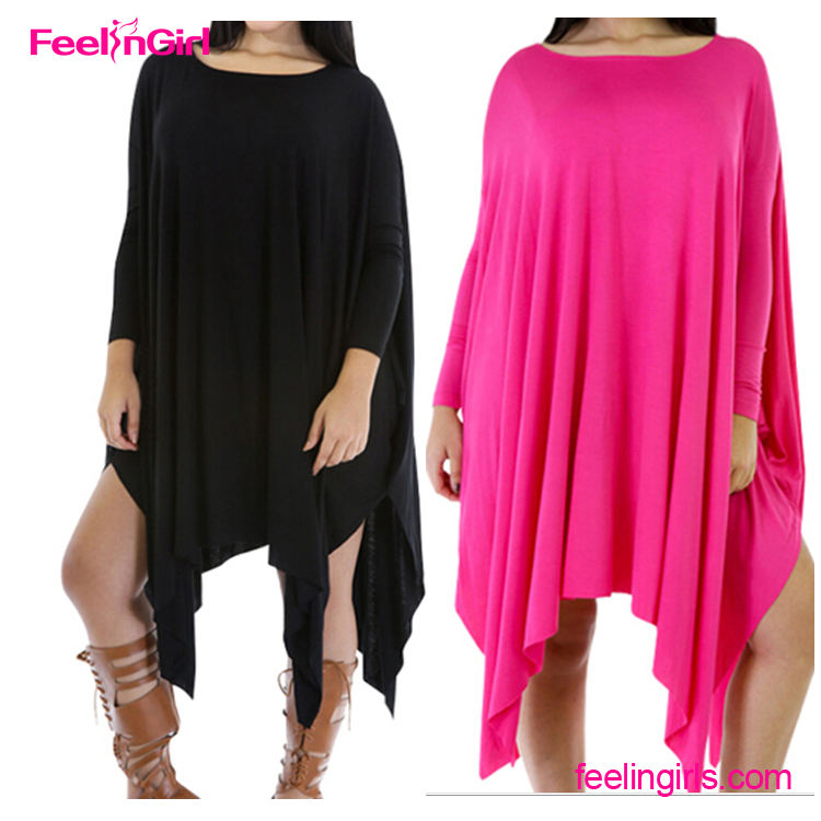 Wholesale Customized Long Sleeve Pink Plus Size Dress Shirt Design