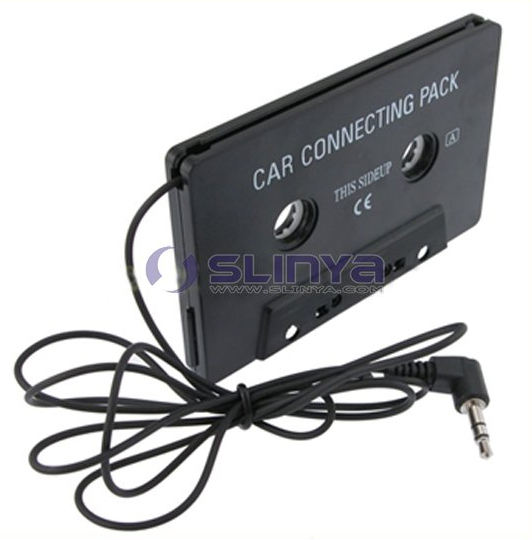 3.5mm Old Type Cassette Adapter Car Tape Player