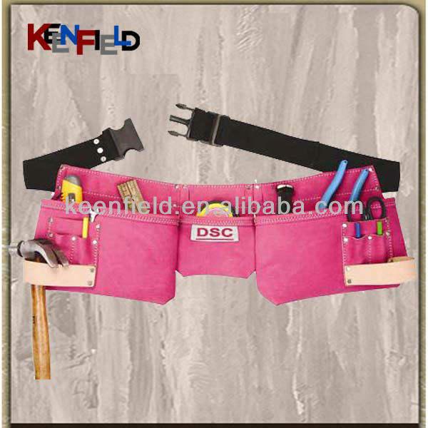 Promocional herramientas cintura señoras Rosa mujer jardín herramienta cinturón