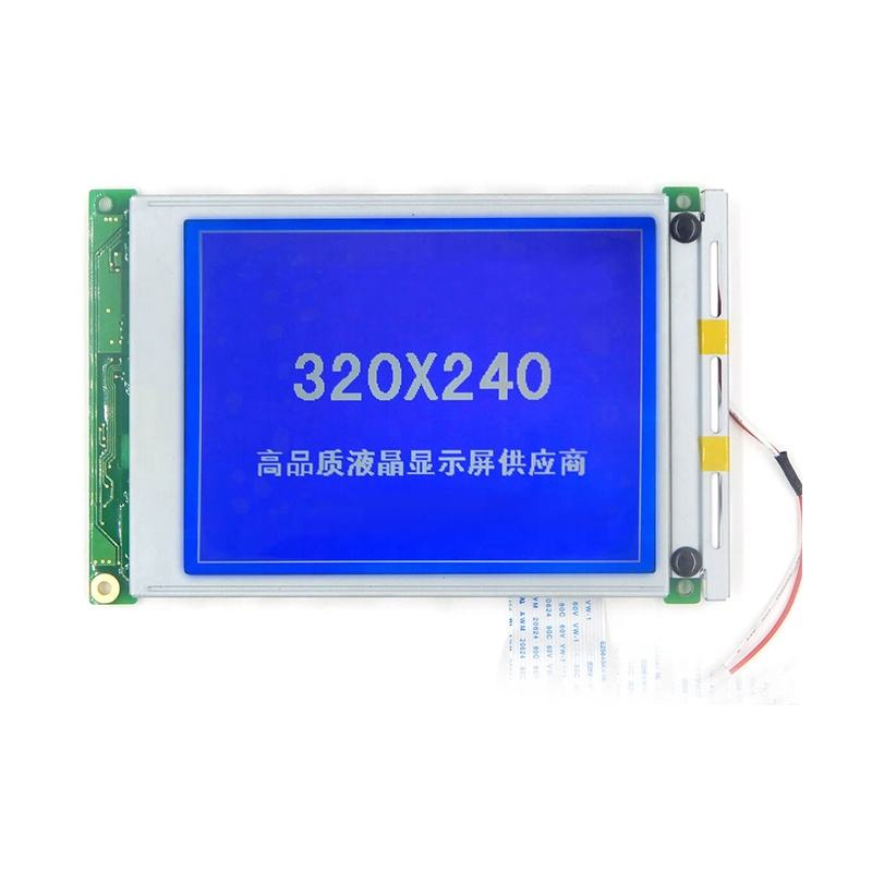 5.7 inch 320x240 lcd grafische display transflective vervanging RA8835 control board module 320*240 lcd touchscreen panel