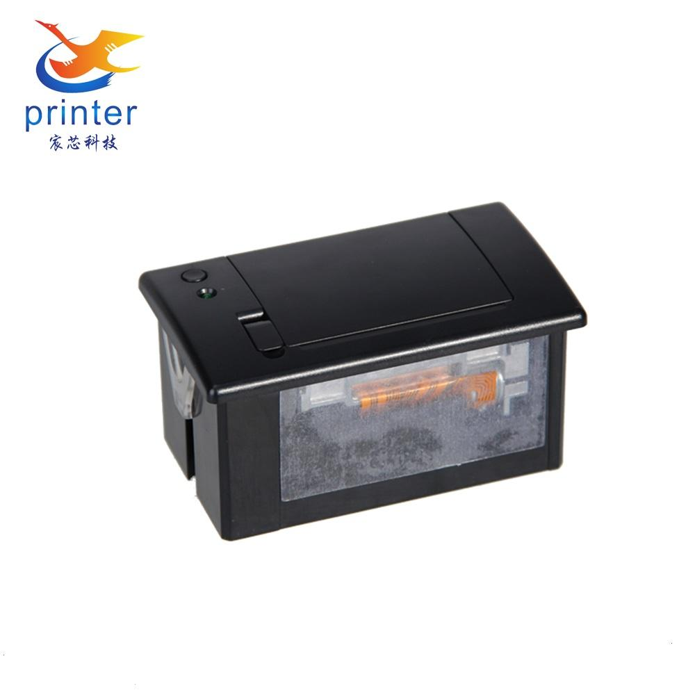 hot sale 58mm mini panel mount embedded thermal printer