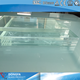 Clear SGP Laminated Tempered Glass Stair Glass
