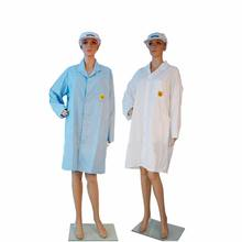 Cleanroom use antistatic smock gown made in China