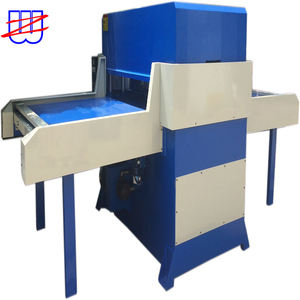 EPE foam die cutting machine - unilateral/bilateral autofeeder hydraulic cutting machine