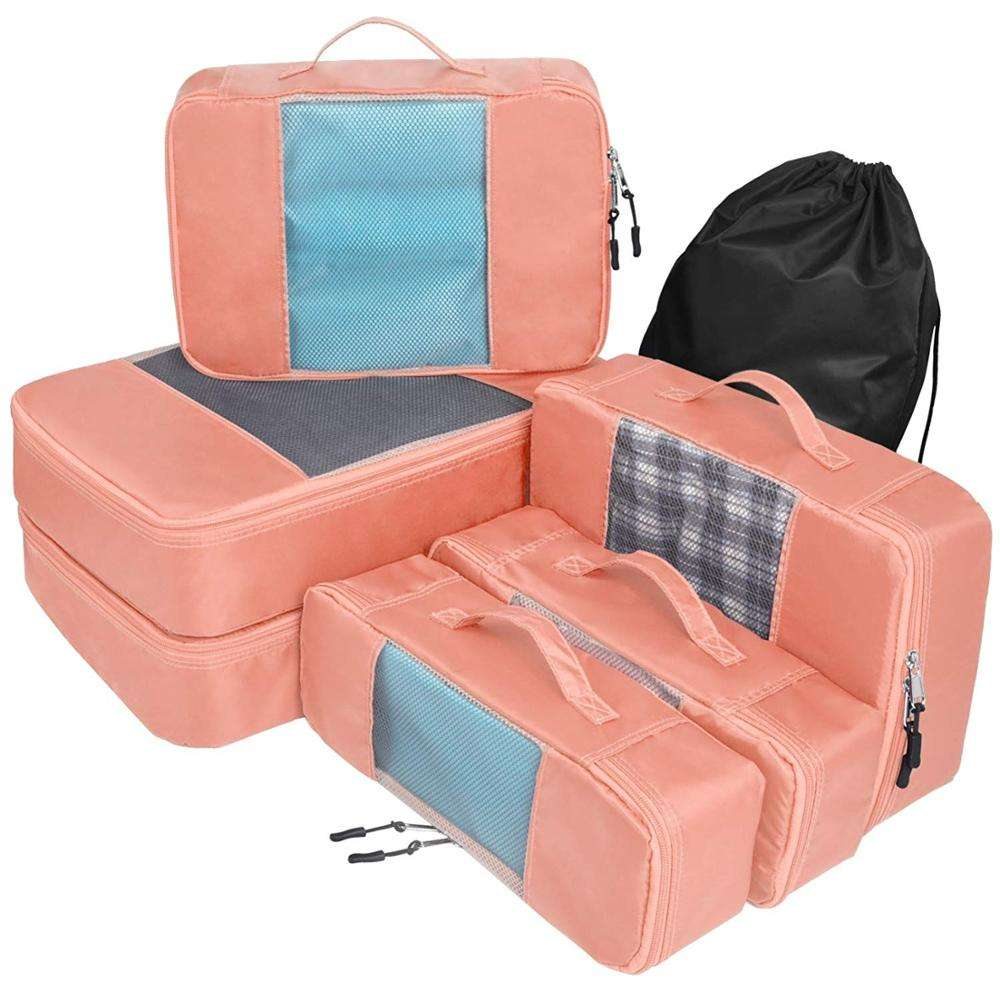 Wholesale Packing Cubes Packing Cubes Bags Travel Packing Cubes For Travel or Business