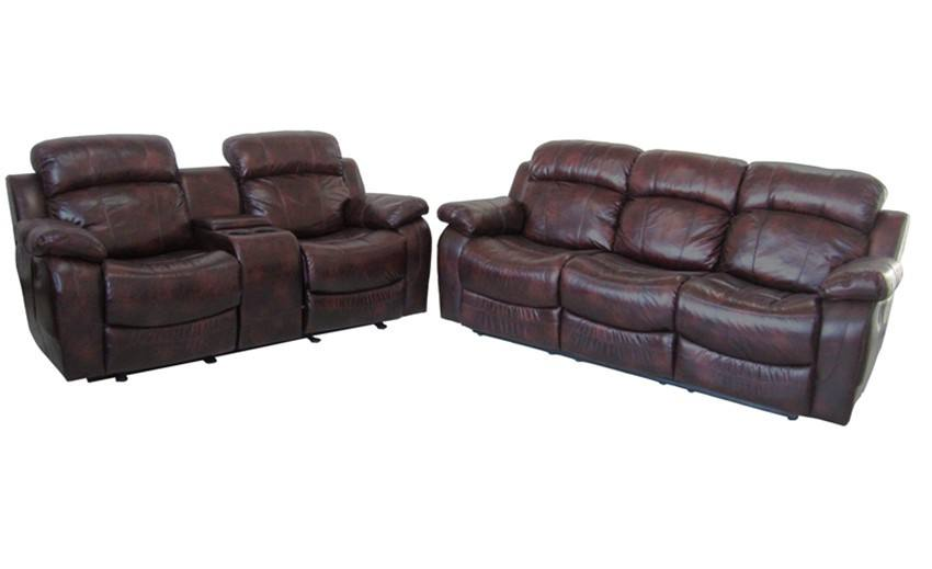 American simple style living room sofa leather recliner sofa,Rocker Recliner