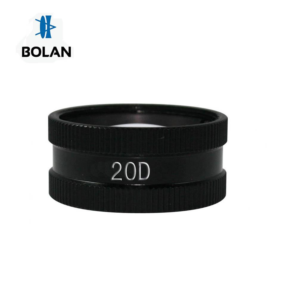 negro 78D Lente esf/érica doble