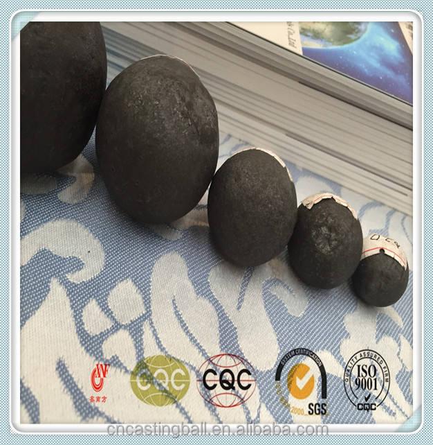 Литья мелющих шаров для горнодобывающей экспорта в Чили