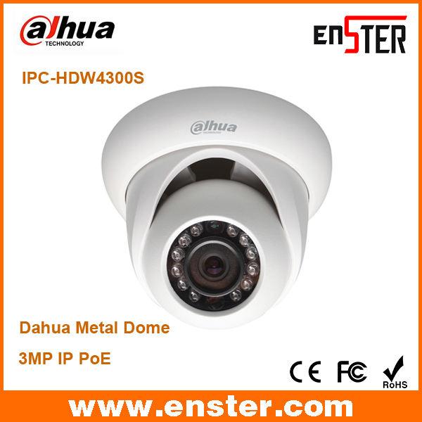 Orijinal <span class=keywords><strong>DAHUA</strong></span> 3MP Full HD IP Dome <span class=keywords><strong>Kamera</strong></span> IPC-HDW4300S <span class=keywords><strong>Dahua</strong></span> 3 Megapiksel IP <span class=keywords><strong>Kamera</strong></span> CCTV Küçük Dome IR