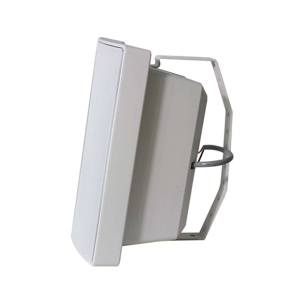 WP-430S 4 inch 100V 30W @8 ohm ABS plastic weather proof 2 way pa wall mounted speaker IP 44 for water resistant application