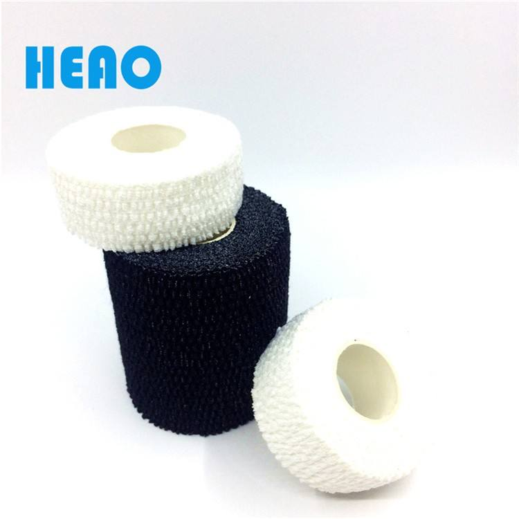 Light elastic adhesive sports tape