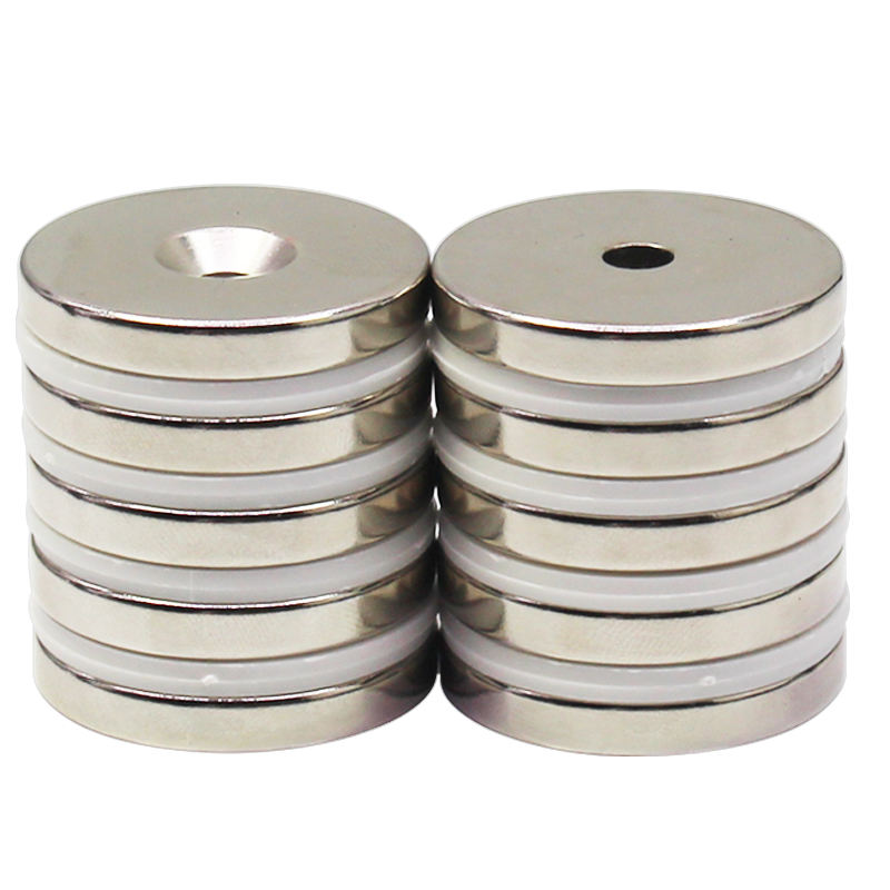 D32*5-M5 N35 neodymium Household sundries magnets ring-shaped magnet magnetic ring