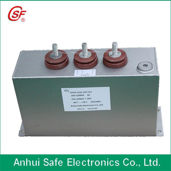импульса цепи постоянного тока мощность конденсатора 1200 в постоянного тока 1500uf