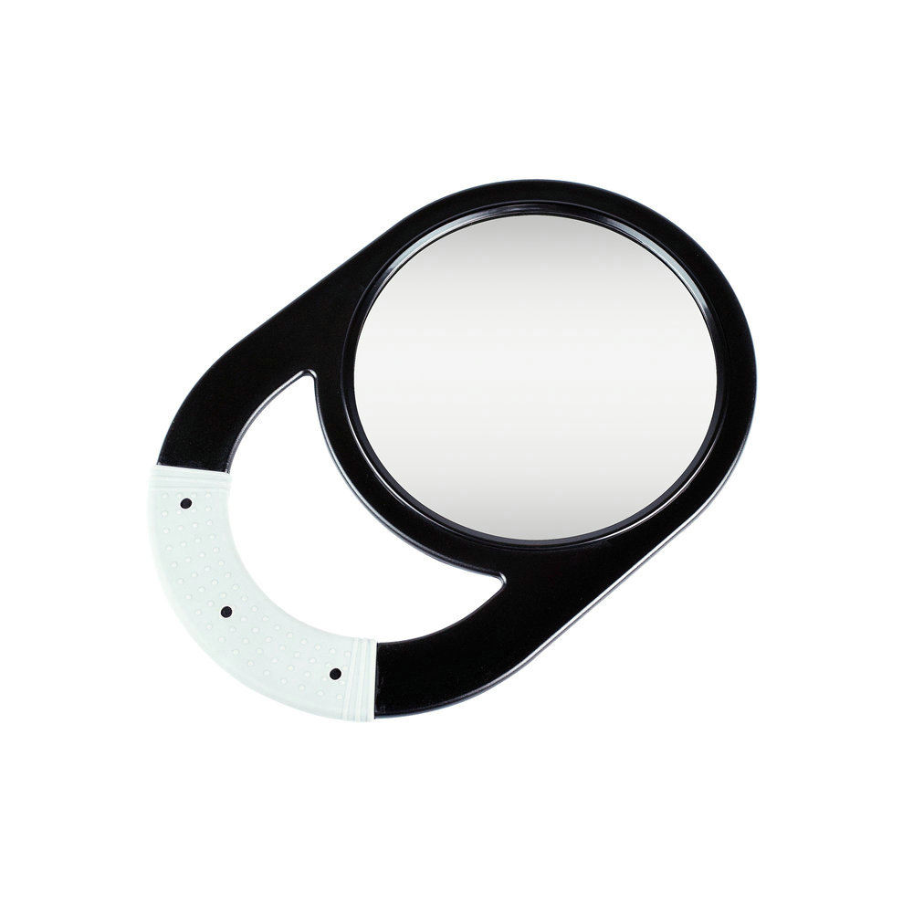 Beauty Hairdressing hair Salon Unbreakable Hand Mirror