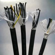 10 million cycles PUR high flexible data signal shielded control cable