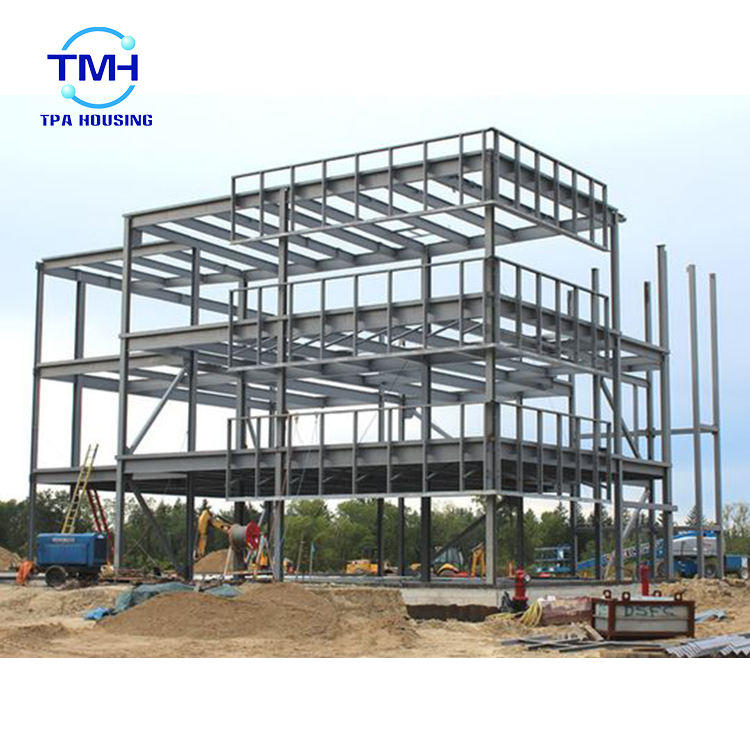 Steel Fabrication Companies With Steel Structure Building Design And Installation Service