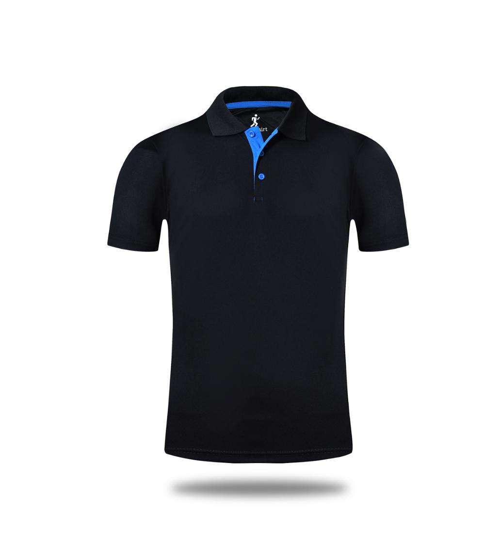 wholesale dry fit 100% cotton men blank polo t shirt