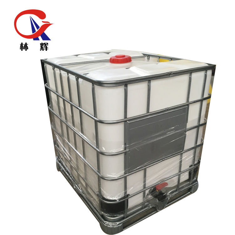 WATER TANK 1000 LITRE PLASTIC IN METAL CAGE