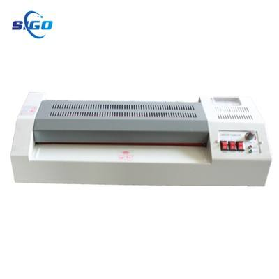 SG-320 portable laminating machine hot and cold lamination machine