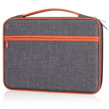 "New 11-11.6-12 inch handle felt bag organizer insert Laptop Sleeve Protective Waterproof Carrying Case Bag for 12"" MacBook"