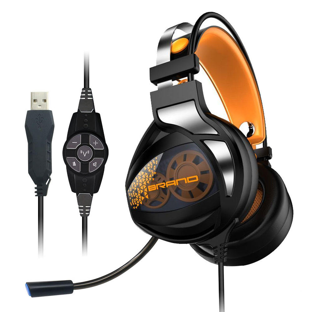 Kinerja High-End Astro Mikrofon Custom Gaming Headset 7.1