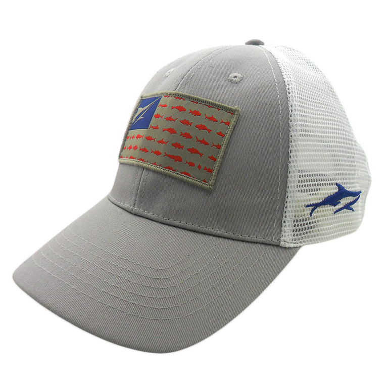 OEM Industri Kustom Mesh <span class=keywords><strong>Trucker</strong></span> <span class=keywords><strong>Topi</strong></span> 6 Panel Bisbol Cap dengan Cetak/Bordir/Patch