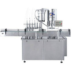 Automatic bottle filling machine/liquid bottle filling machine