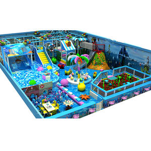 Commerciële Perfect Kids Indoor Speeltuin Te Koop