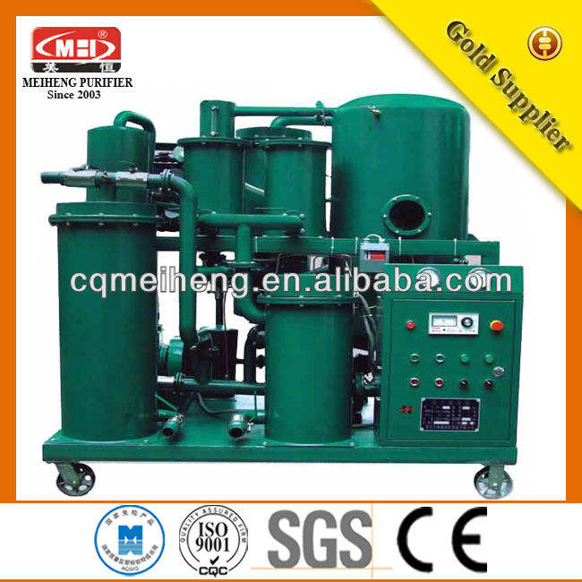 DYJ Good waste Oil Recycling Machine disposal of desalination disposable syringe machine magnetic water treatment