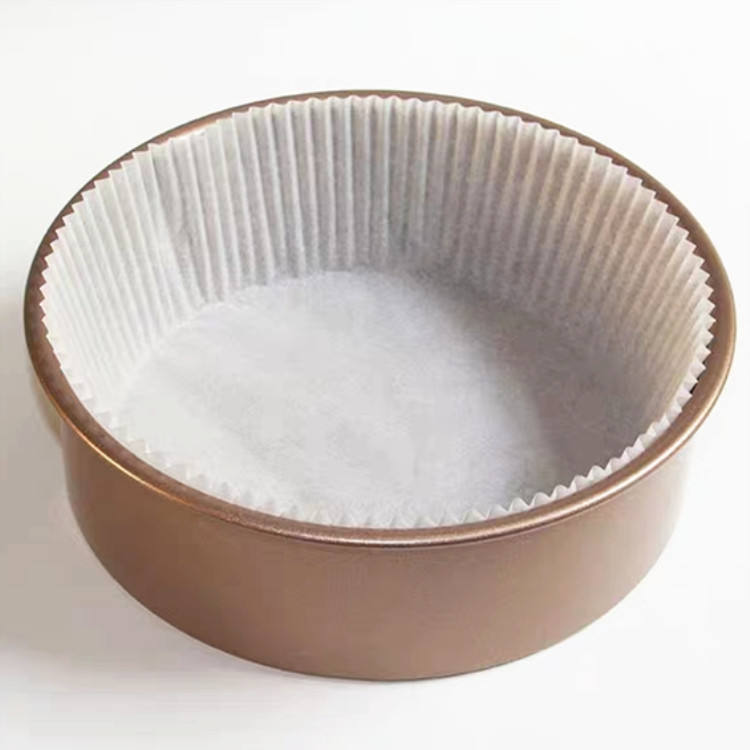 6.5 inch in diameter Regelmatige Geribbelde Muur Ronde Papier Baking Cups Perfect voor Muffins Cupcakes of Mini Snacks