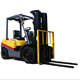 4.5 Ton Counterbalanced Diesel Forklift with Long-life Tires