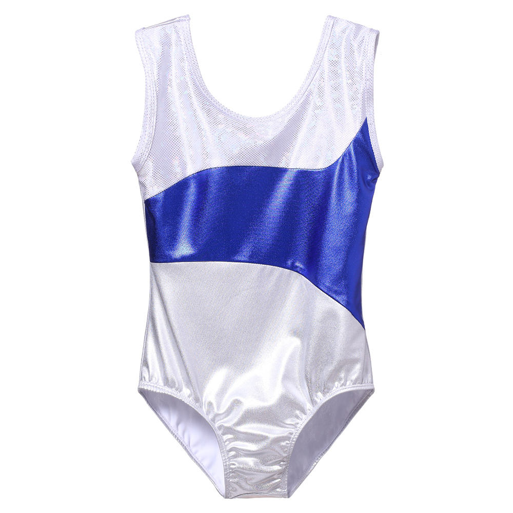 Children Sleeveless Leotards Gymnastics Dance Leotards for Kids Girls