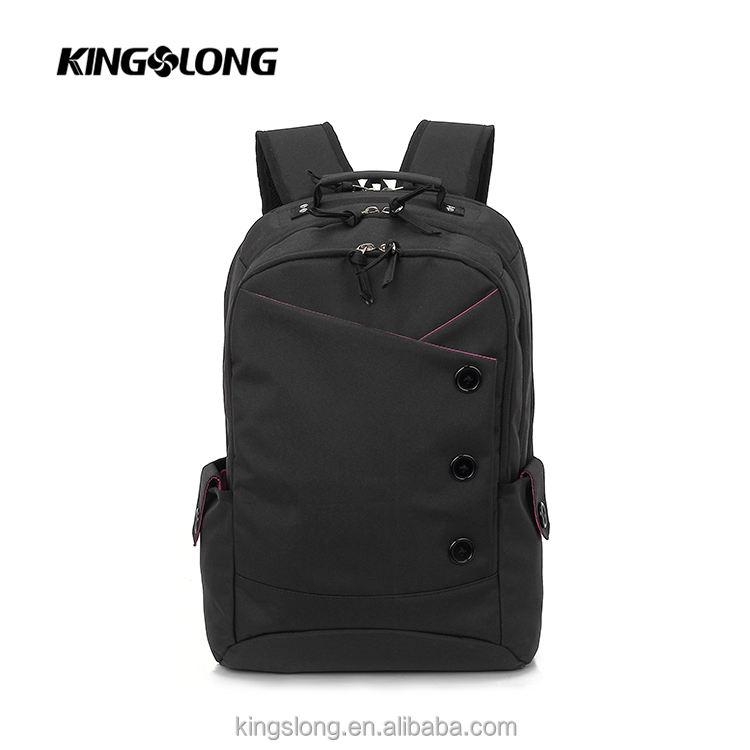 KINGSLONG <span class=keywords><strong>faire</strong></span> votre propre sac à dos pu personnalisé logo