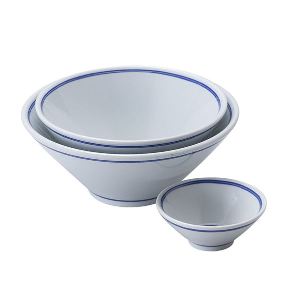 Restaurant [ Bowl ] Ramen Bowl Hot Sale Custom Printed Eco-Friendly Melamine Restaurant Ramen Bowl
