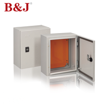 B&J IP66 Outdoor Wall Mount Enclosure Metal Electrical Junction Box