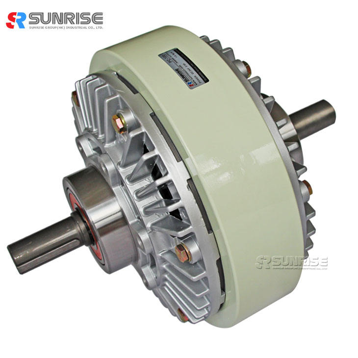 24V Industrial Machinery Water cooled Magnetic Powder Clutch #magneticpowderclutch