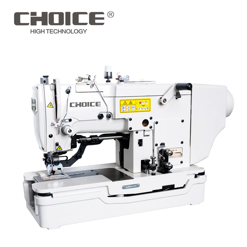 Choice GC781 high quality price eyelet straight suit 781 button hole holer elastic industrial sewing machine
