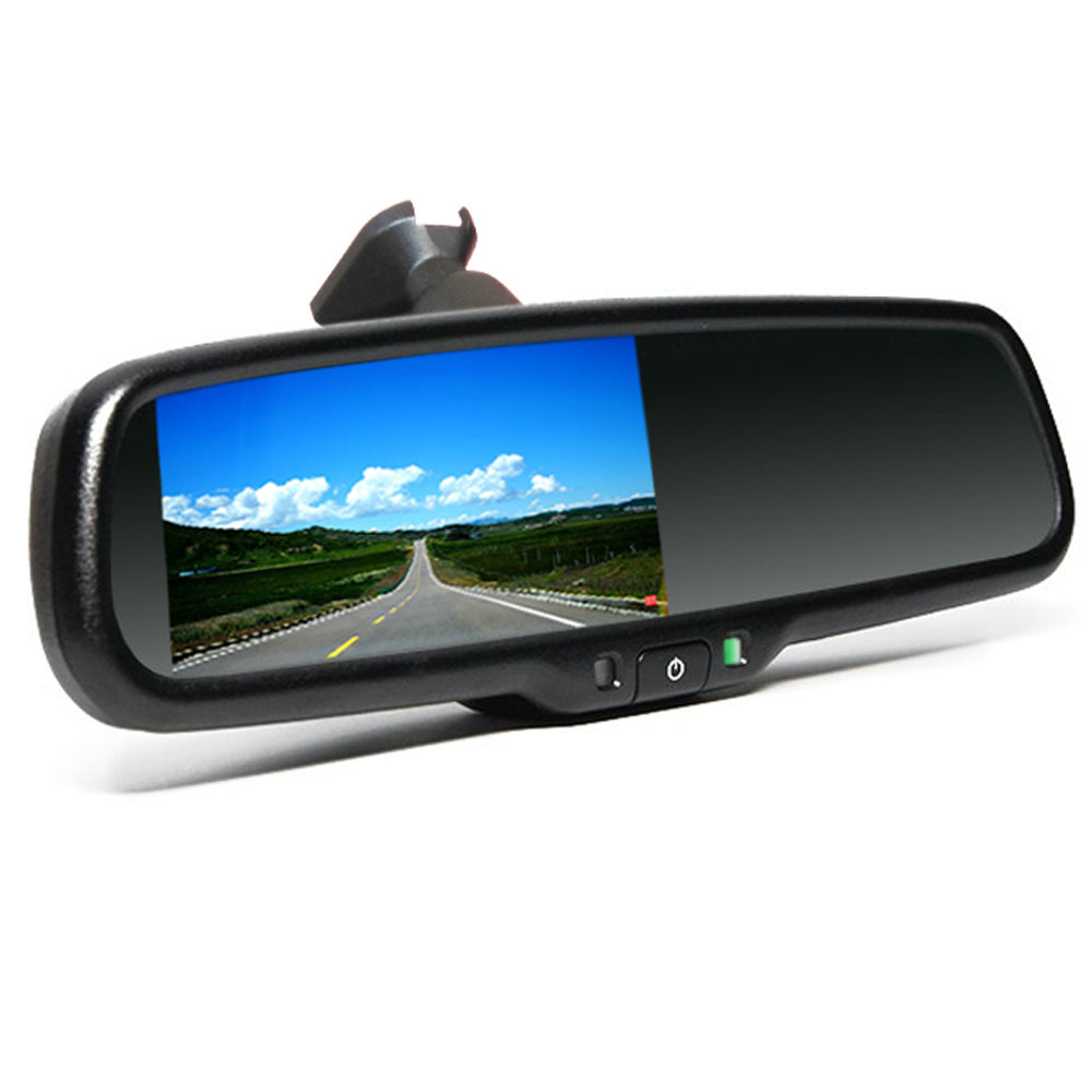 KOEN Aftermarket 4.3 Inch Original OEM Bracket Car Digital Rearview Mirror