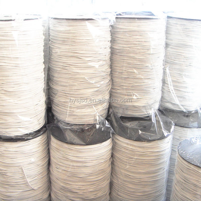 High quality China factory sale 2mm round elastic latex cord