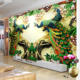 3d 5d 8d mural wallpaper peacock Design Wall Photo Mural Hd Wallpaper 1080p Image