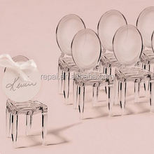 Mini Chair Place Card Holder wedding favors party supplies